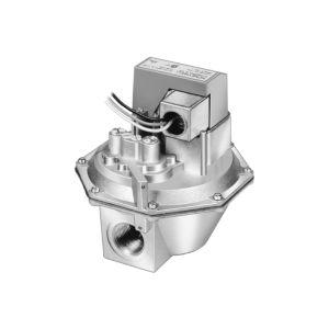Diaphragm Gas Valve, 1-1/2 in., NPT