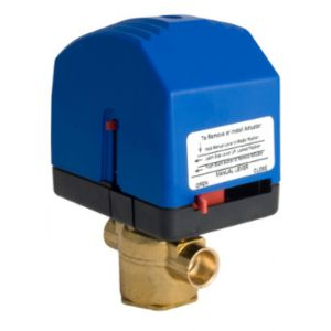 Zone Valve Assembly, 2 Way, 1/2 in.