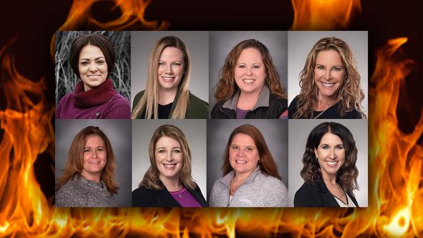 Cochrane Supply Women on Fire