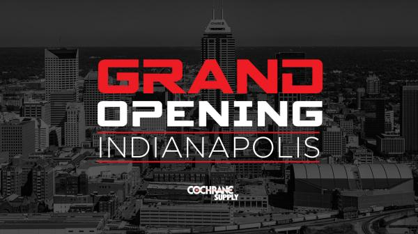 New Smart Building Controls & HVAC Supply Location Debuts in Indianapolis!